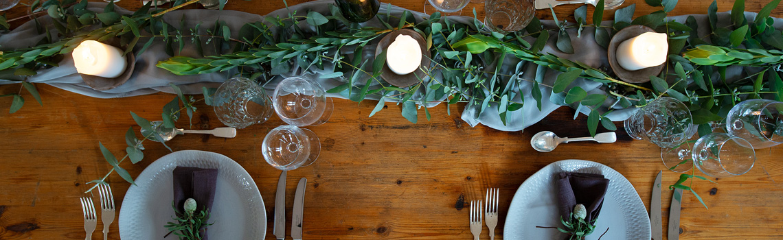 Just one of the many wedding food ideas you can see at The Homestead Wedding Venue Cape Town